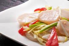 素材が際立つ優しい味わいの海鮮料理