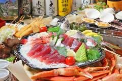 築地市場食堂長野駅前店