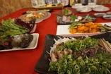 季節ごとに変わるメニューとこだわりの味をお楽しみください
