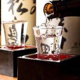 厳選日本酒を各種取り揃え【青森県】