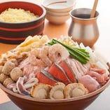 海鮮ちゃんこ鍋 ラーメン付