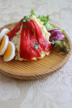 スペイン風ポテトサラダ