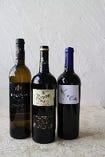 スペイン産ワイン、豊富に取り揃えております。