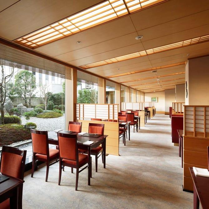 ベイ レストラン 横浜 シェラトン