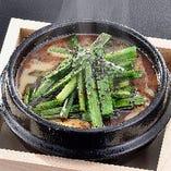 炊き餃子 黒マー油豚骨