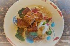 アジア風バナナケーキ