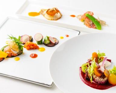 イタリア料理 アンティキ  こだわりの画像