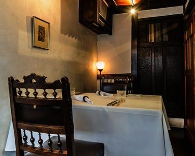 イタリア料理 アンティキ  店内の画像