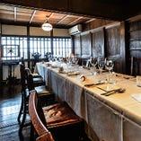 【2階】テーブル個室(2名様~12名様)