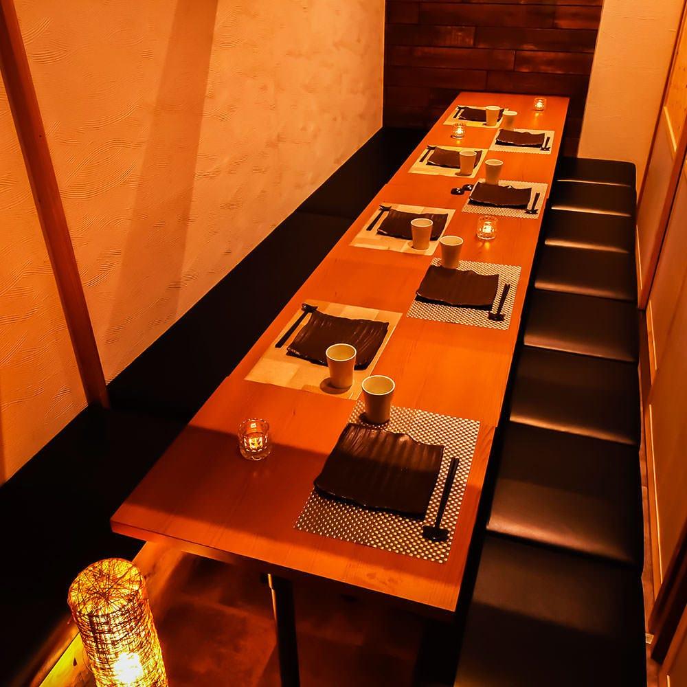テーブル席・10名様~20名様