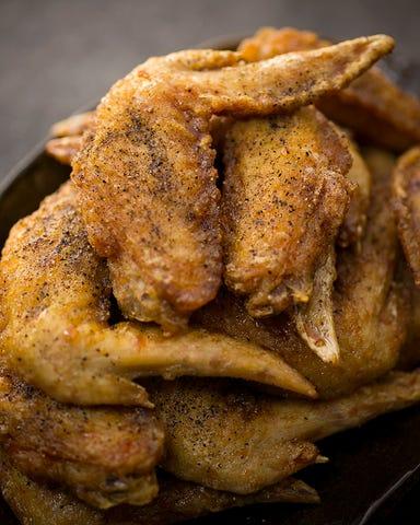 鶏まみれ  メニューの画像
