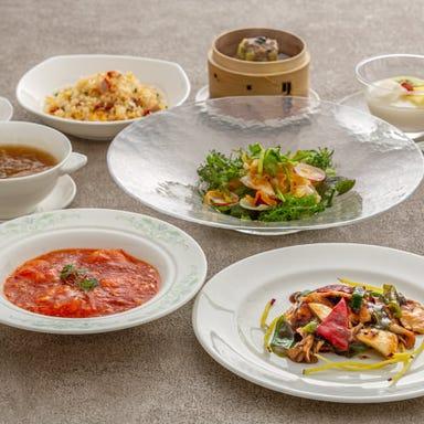 ホテルグランヒルズ静岡 中国料理 富翠珠 コースの画像