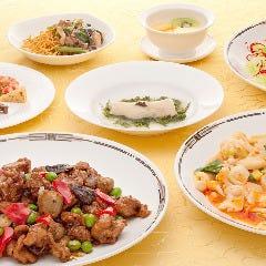 ホテルグランヒルズ静岡 中国料理 富翠珠