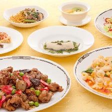 豪華絢爛!北京・上海料理名菜が集結