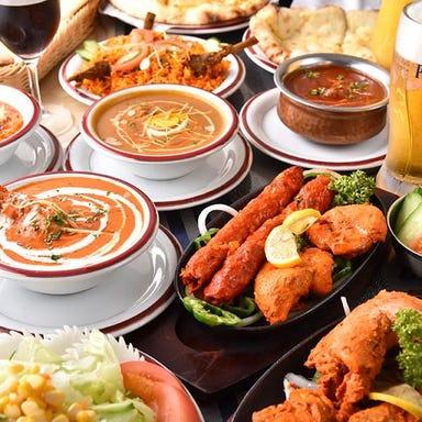 Indian Food Restaurant 食べ放題 SITAL ‐シタル‐ 吉祥寺店 コースの画像