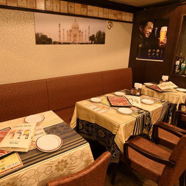 Indian Food Restaurant 食べ放題 SITAL ‐シタル‐ 吉祥寺店 店内の画像