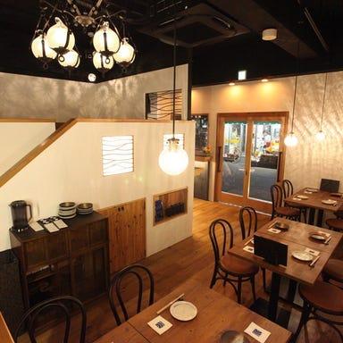 日吉 金魚 Bettei 店内の画像
