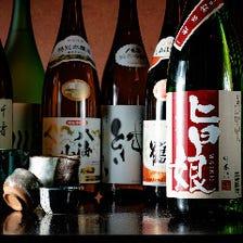 新潟の地酒と季節酒