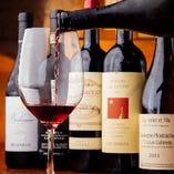 様々な味わいを楽しめるワインとビストロ料理は相性◎