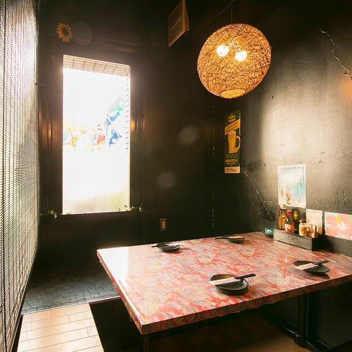 <席のみ予約>自由に料理や泡盛を選んで楽しむ♪楽天ポイントや各種ポイントも貯まります!