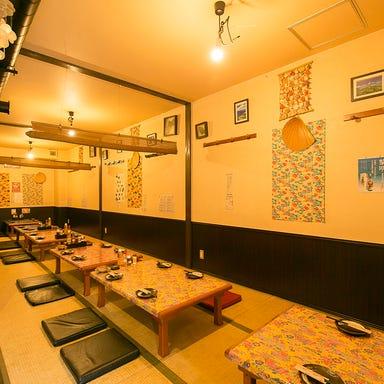 沖縄料理 しーさ 千里丘本店 店内の画像