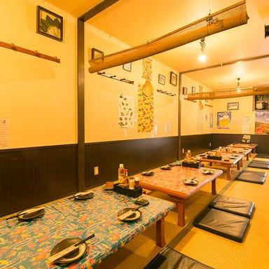 沖縄料理 しーさ 千里丘本店 こだわりの画像