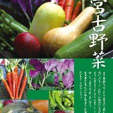 島直送の珍しい『宮古野菜』を体験