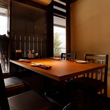 個室×四国の食 わらやき三四郎 千葉店 店内の画像