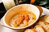 世界一の美味しい天使の海老を使用した料理【ニューカレドニア産】