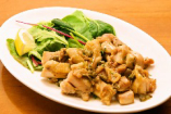 大山地鶏を使用した料理【鳥取県】