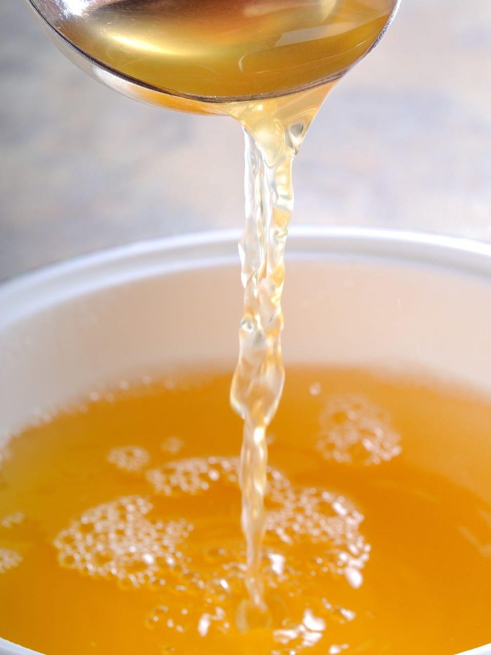 頂湯スープ