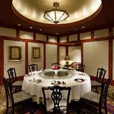 個室は合計5室。6~30名様まで可能