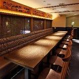 テーブル 個室(最大18名様)