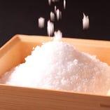 こだわりの『塩』【長崎県】