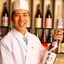 日本酒ソムリエ「利酒師」の選ぶ地酒