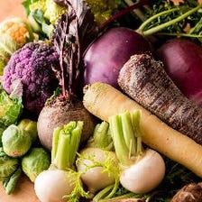 旬を味わう鎌倉野菜