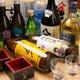 お酒の種類も豊富にとり揃えています。