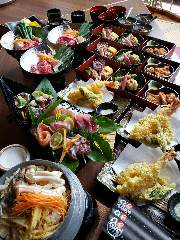 魚侍 桑名シティホテル店