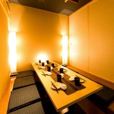 鮮魚×個室居酒屋 竹蔵 浜松町本店 店内の画像