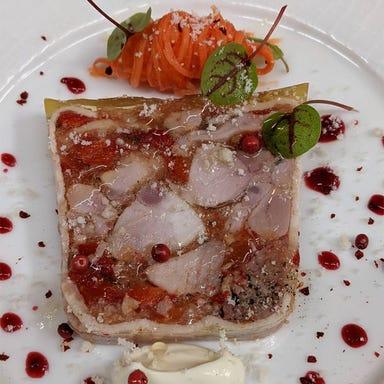 フランス料理 ビストロ ポーレット  コースの画像