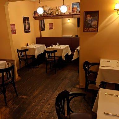 フランス料理 ビストロ ポーレット  店内の画像