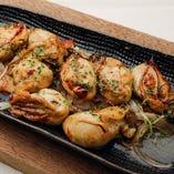 広島の食材を使った料理を豊富にご用意。