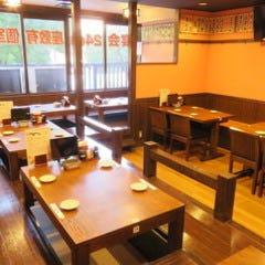 串かつ酒場 ひろかつ 神戸元町店 店内の画像