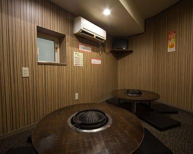 札幌成吉思汗雪だるま すすきの本店 店内の画像