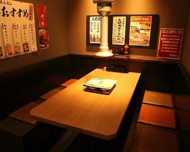 ホルモン焼道場 蔵 中野富士見町店 店内の画像