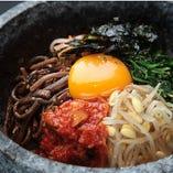 石焼ビビンバ or 冷麺