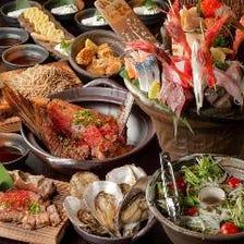 多彩な料理の数々