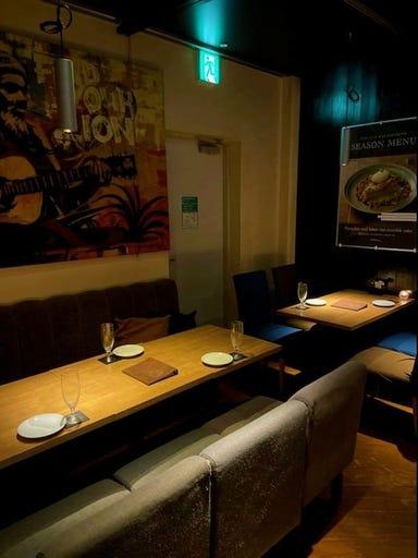 kawara CAFE&DINING 池袋店 店内の画像
