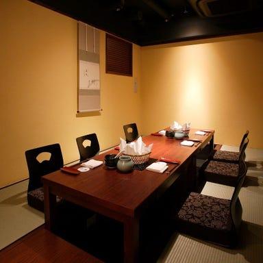 京都 瓢喜 西麻布店 店内の画像
