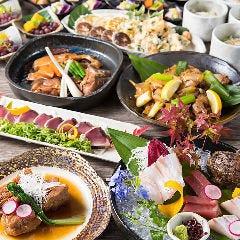 肉と鮮魚と日本酒 夜一 難波店